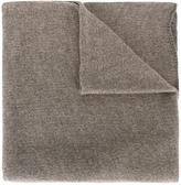 Stephan Schneider raw edge scarf - unisex - Alpaca/Wool - One Size