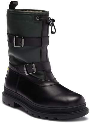 Frye Riley Trek Waterproof Genuine Shearling Boot