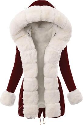 359 Women's Hooded Coat
