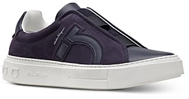 Salvatore Ferragamo Men's Tasko Slip On Sneakers
