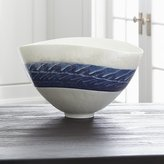 Crate & Barrel Mahala Centerpiece Bowl