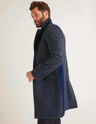 Coleshill Tweed Overcoat
