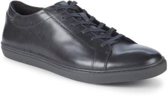 Kenneth Cole Kam Leather Low Top Sneakers