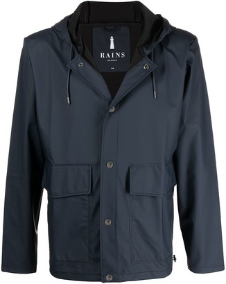 Rains Hooded Lightweight Jacket