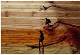 Parvez Taj Surfing the Wave by Pinewood)