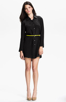 Eight Sixty Belted Shirtdress