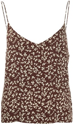 Ganni Floral Print Camisole