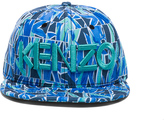 Kenzo x New Era Block Flower Hat