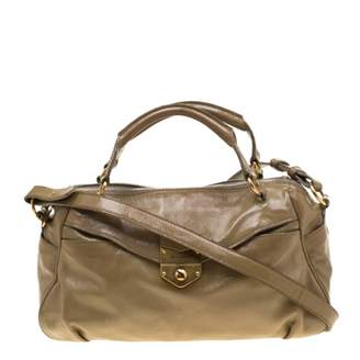 Saint Laurent Beige Patent leather Handbags