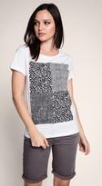 Esprit OUTLET geometric print t-shirt