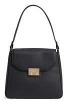 Kate Spade Stewart Street Lynea Leather Satchel - Black