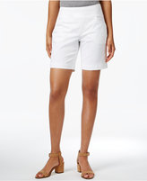 Jag Ainsley Twill Pull-On Shorts