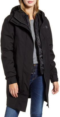The North Face Transverse TriClimate® 800 Fill Power Down 3-in-1 Coat