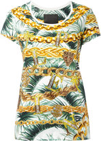 Philipp Plein Abito Fantasia Ghetto T-shirt - women - Cotton - XS