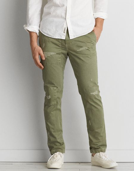 American Eagle Outfitters Slim Chino