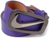 Nike Men's Signature Swoosh Cutout II Belt