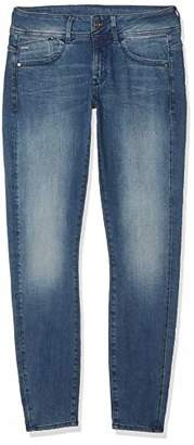 G Star Women's Lynn Mid-Waist Skinny Jeans