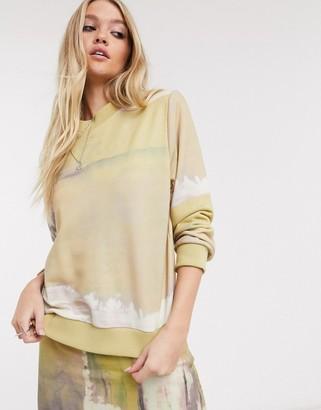 Bolongaro Trevor Carlotta abstract print sweatshirt