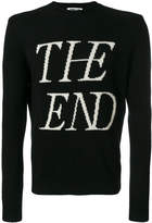 McQ The End top