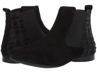 Think! Guad Ankle Boot - 85287 (Black/Kombi) Women's Shoes