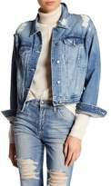 Joe's Jeans Kallie Cropped Denim Jacket