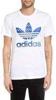 adidas Essentials Trefoil Graphic T-Shirt