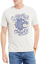 Daniel Cremieux Jeans Wolf Pack Short-Sleeve Graphic Tee