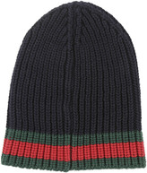 Gucci Ribbed Knit Beanie