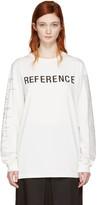 Yang Li Off-white reference T-shirt