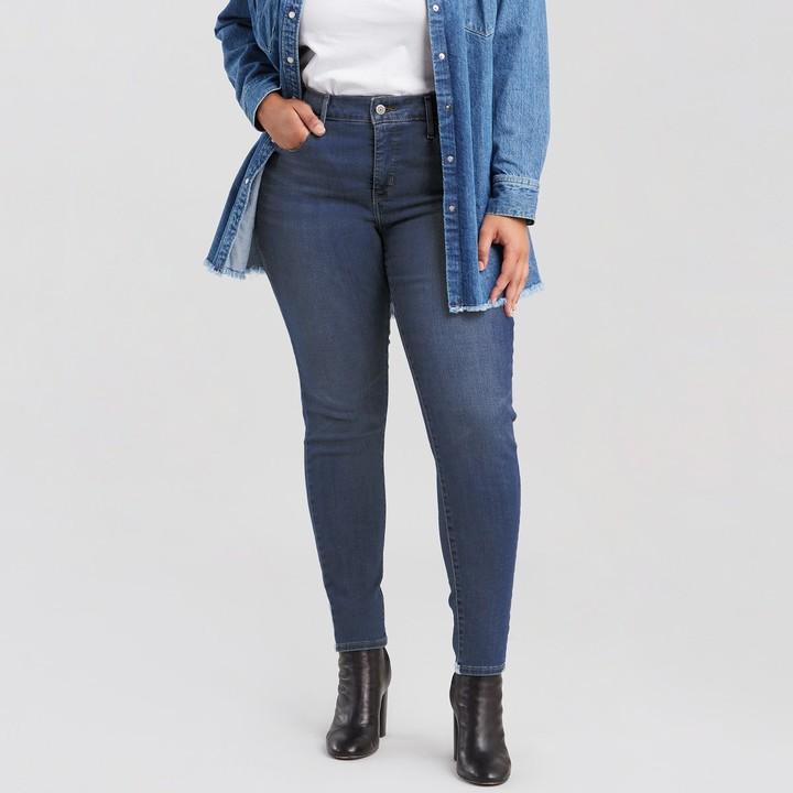 8bf73487 Levi's Black Skinny Jeans For Women - ShopStyle UK