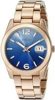 Fossil Women's ES3780 Perfect Boyfriend -Tone Stainless Steel Watch