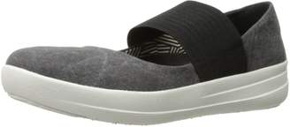 FitFlop Women's F-Sporty Mary Jane Flat