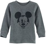 Disney/Jumping Beans Disney's Mickey Mouse Baby Boy Winking Thermal Tee by Jumping Beans®