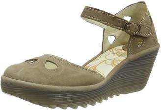 Fly London Yuna Women's Wedge Sandals