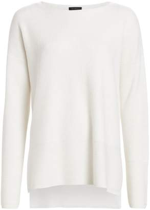 Saks Fifth Avenue Cashmere High-Low Tunic
