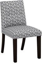 Venne Ink Button Tapered Parsons Upholstered Dining Chair Brayden Studio