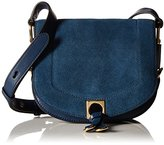 Ivanka Trump Claudia Small Saddle Bag