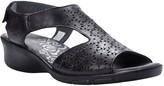 Propet Laser-Cut Leather Sandals - Winnie