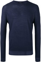 Ermenegildo Zegna crew neck sweater - men - Silk/Wool - 48