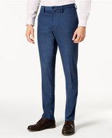 Michael Kors Men's Slim-Fit Stretch Flannel Pants