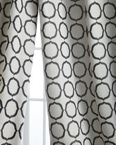 "SOFTLINE HOME FASHIONS 55""W x 96""L Lansing Curtain"