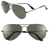 Ray-Ban 'Original Aviator' 58mm Sunglasses