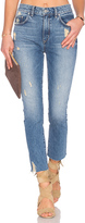 Lovers + Friends Logan High-Rise Tapered Jean