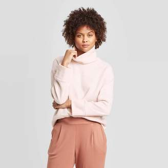 A New Day Women's Regular Fit Turtleneck Pullover