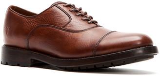 Frye Bowery Bal Leather Oxford