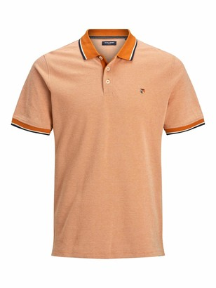 Jack and Jones Men's JPRBLUWIN Polo SS STS Shirt