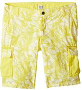 Armani Junior Hawaiian Shorts (Big Kids)