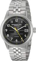 Raymond Weil Men's 'Freelancer' Swiss Automatic Stainless Steel Casual Watch, Color:-Toned (Model: 2754-ST-05200)
