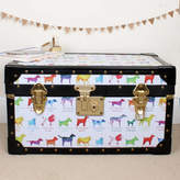 Milly Green Dogs Tuck Box