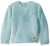 The North Face Kids Campshire Crew (Little Kids/Big Kids) (Windmill Blue) Kid's Fleece